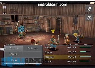 Download Game Android Terbaik Final Fantasy IX Full APK+Data