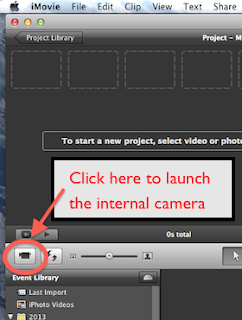 Check the camera in iMovie if it freezes with Photo Booth