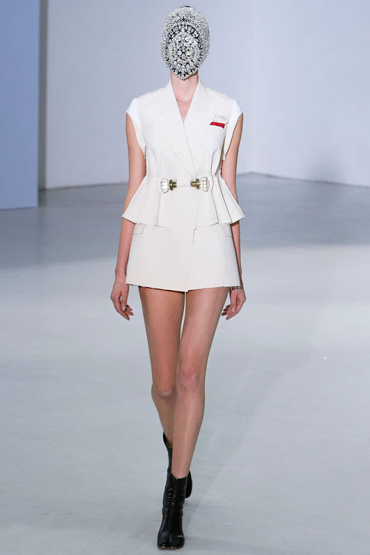 Maison Martin Margiela Haute Couture Autumn/Winter 2012/13 Women's Collection