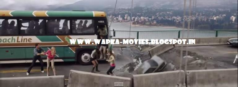 Suspension bridge collapse Amazing Video In Final
