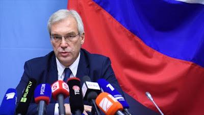 Rusia a OTAN: Reunámonos para medir nuestras fuerzas en Europa
