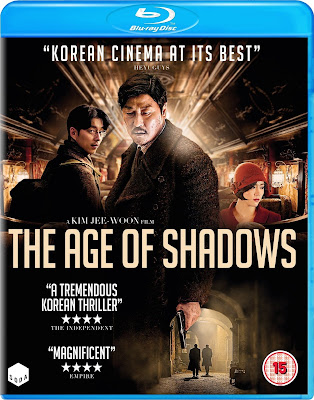 The Age Of Shadows 2016 Eng BRRip 480p 400Mb ESub x264