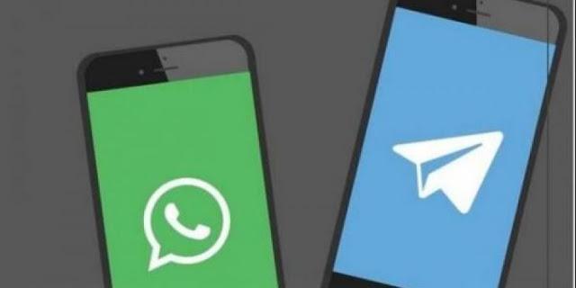 ثغرة تسمح باختراق الحسابات بالصور في واتس آب وتيليغرام