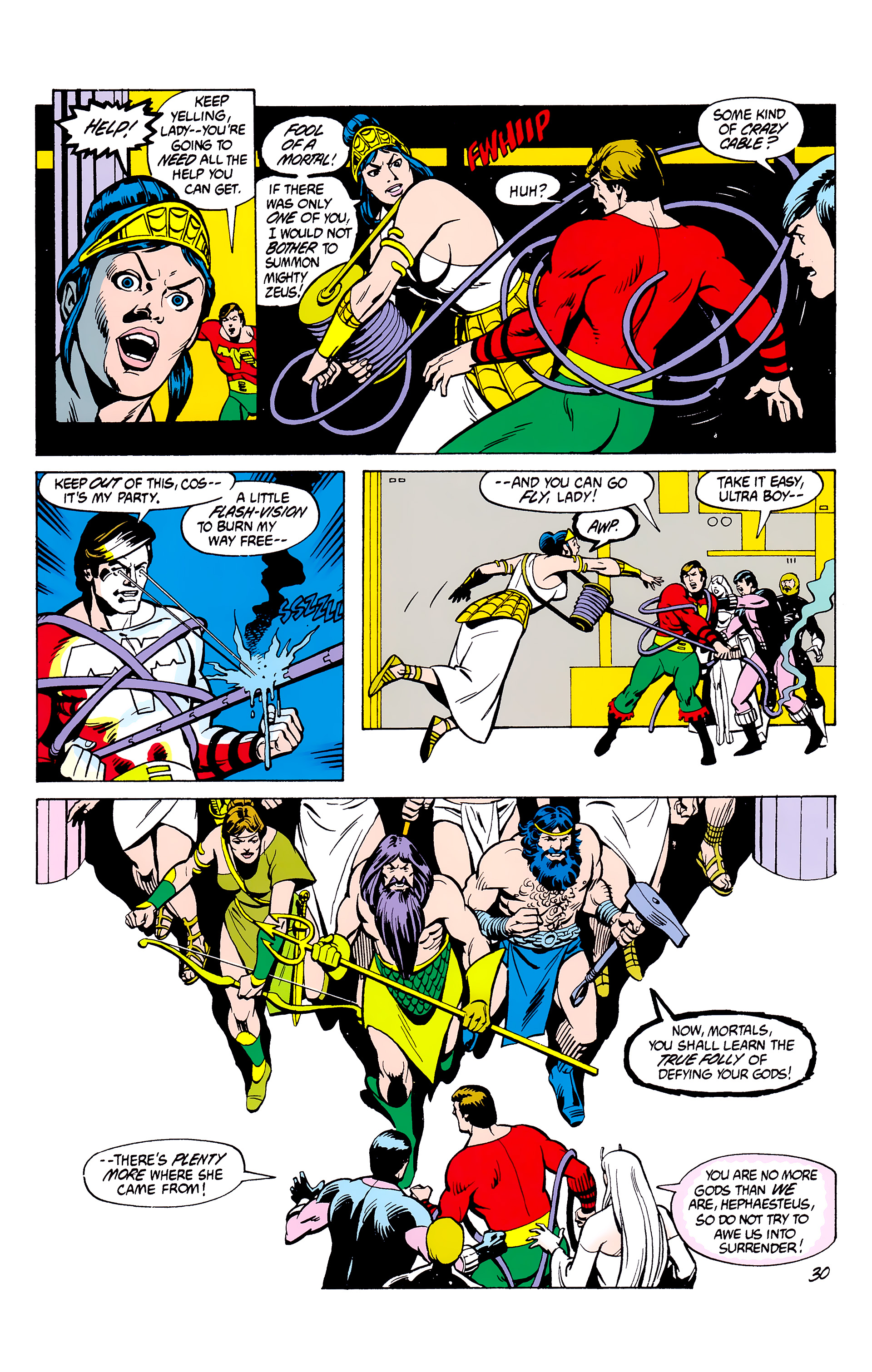 Legion of Super-Heroes (1980) _Annual_2 Page 30