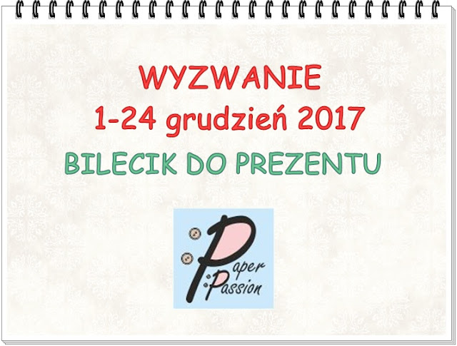 Wyzwanie do 24.12.2017