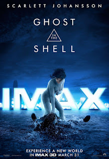 Ghost in the Shell (2017) Movie Poster 6 IMAX