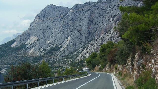 Rodovia do Adriático - Croácia