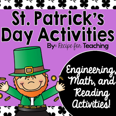 https://www.teacherspayteachers.com/Product/St-Patricks-Day-Activities-1708754