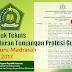 Juknis Penyaluran Tunjangan Profesi Guru Bagi Guru Madrasah Tahun 2017