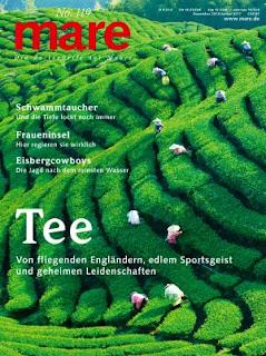 mare No. 119 - Cover der Zeitschrift / Bild © mareverlag GmbH & Co. oHG