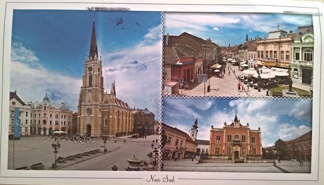 Postcard from Serbia (Открытка из Сербии)