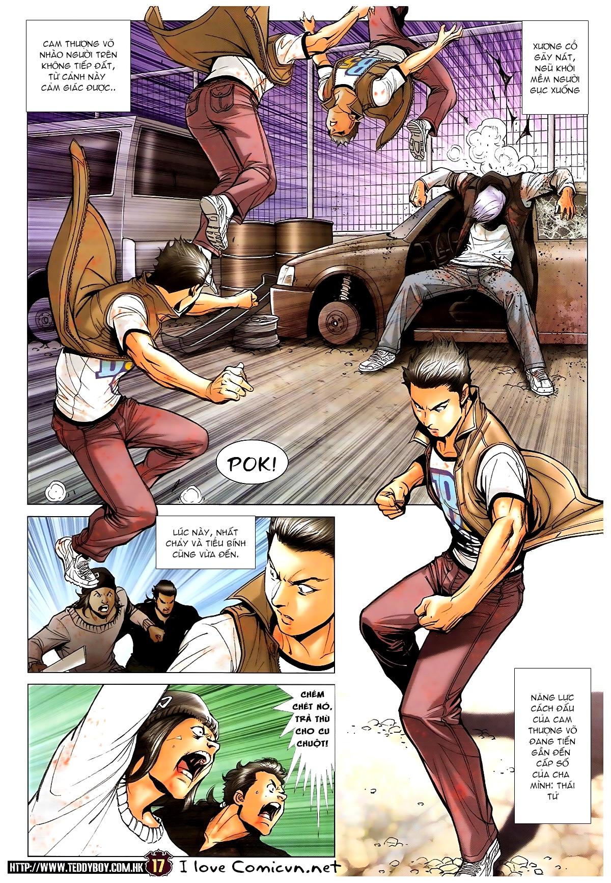 Người Trong Giang Hồ chapter 1703: lịch sử trùng diễn 4 trang 15