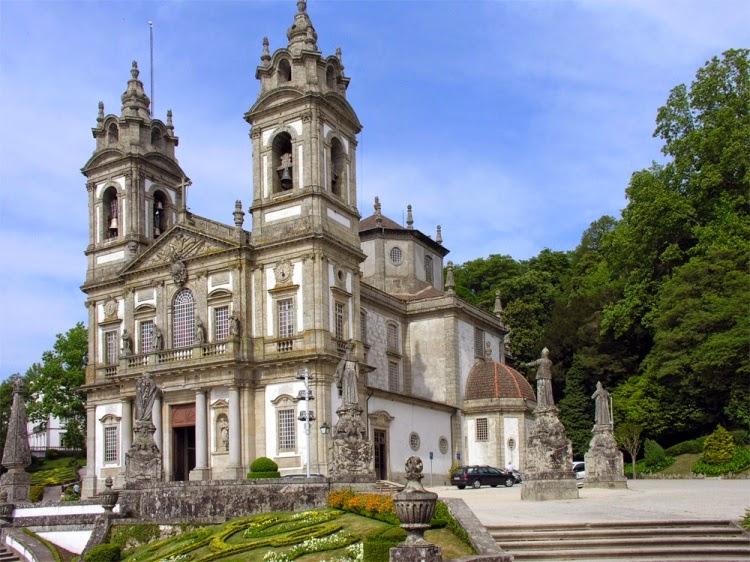 Roteiro de 1 dia em Braga
