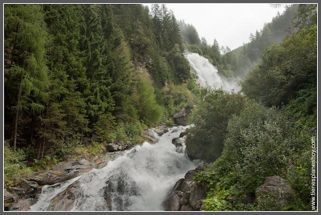Cascadas de Stubeinfall (Austria)
