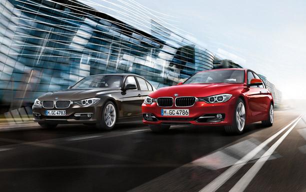 BMW 320i thuộc phân khúc xe sang nên giá sẽ nhỉnh hơn Camry 2015 2.5Q