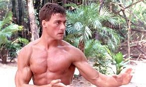 Jean-Claude Van Damme a Kickboxer című filmben