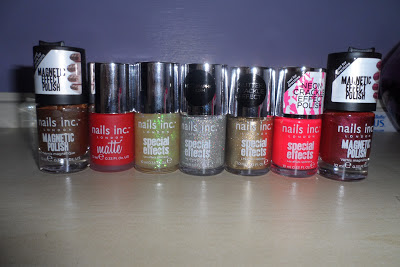 Nails inc Lucky Dip!!