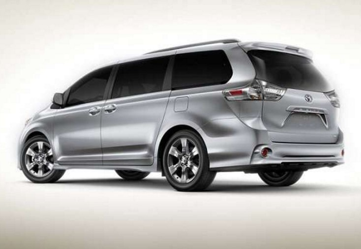2018 toyota sienna redesign rumors toyota overview. Black Bedroom Furniture Sets. Home Design Ideas