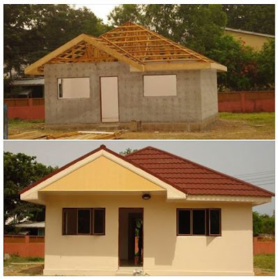 Low cost house building ideas