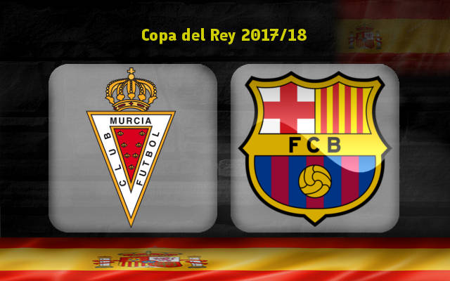 Real Murcia vs Barcelona Full Match & Highlights 24 October 2017