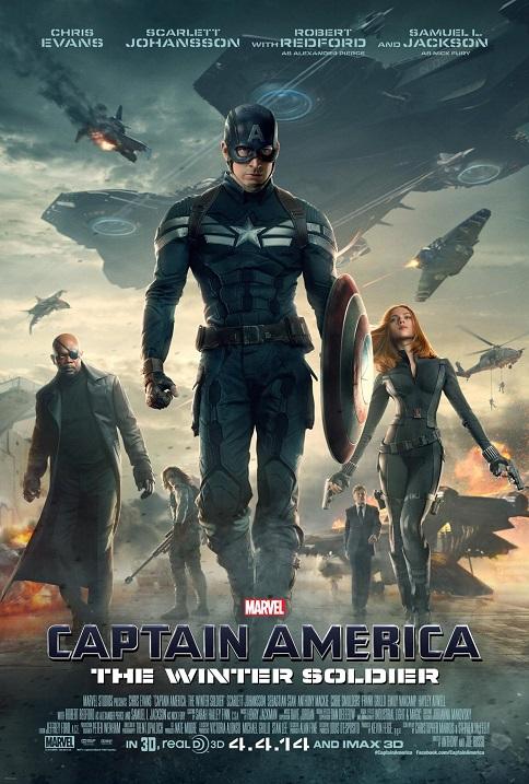 فیلم دوبله : کاپیتان امریکا - سرباز زمستان 2014 Captain America: The Winter Soldier