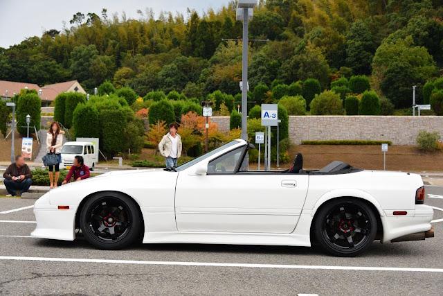 Mazda RX-7 FC, rotary, wankel, otwarte nadwozie