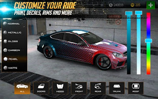 Nitro Nation Racing Apk v5.1.5 Mod (Unlimited Booster + No Blown)
