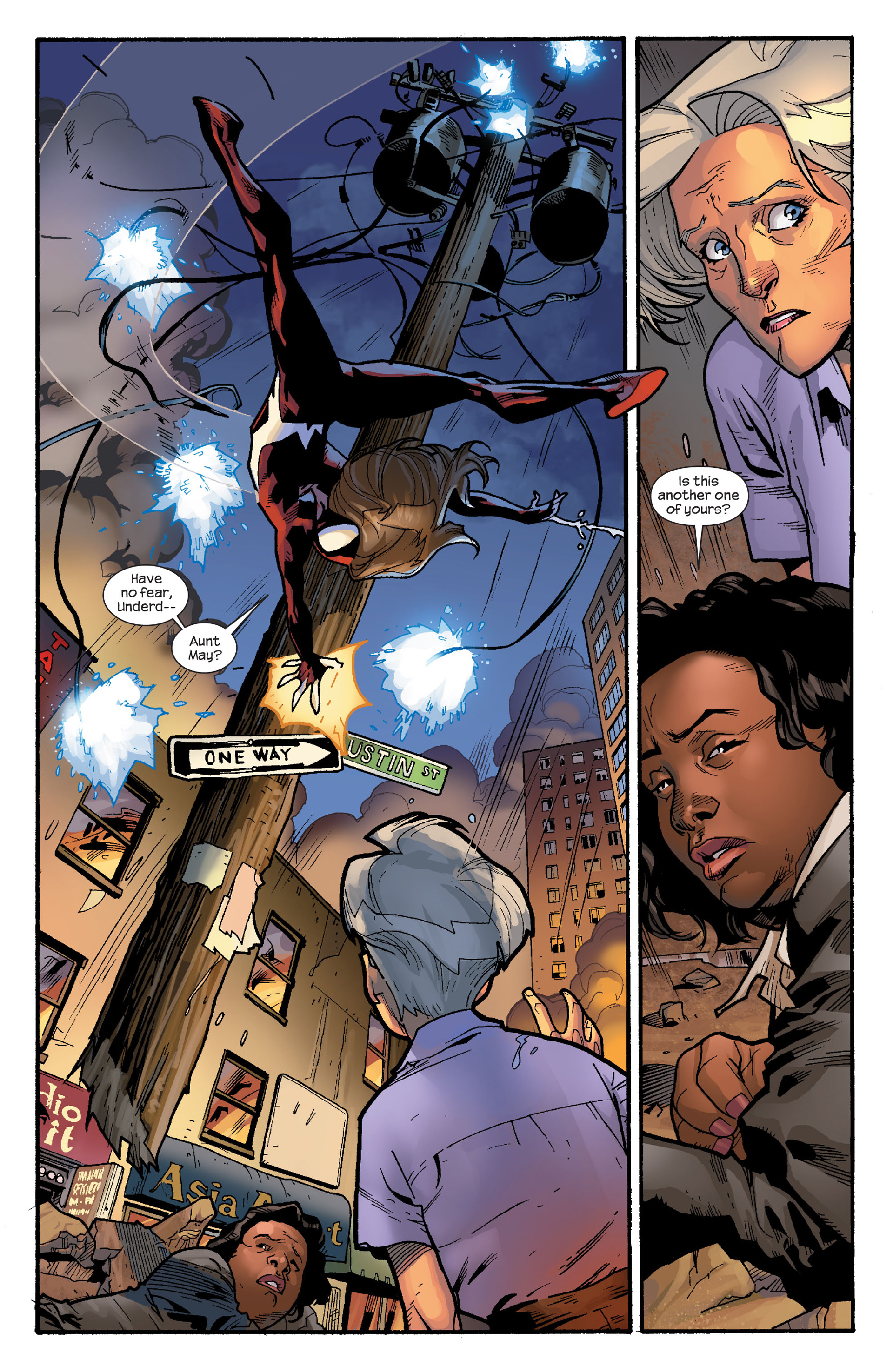 Read online Ultimate Spider-Man (2000) comic -  Issue #130 - 19