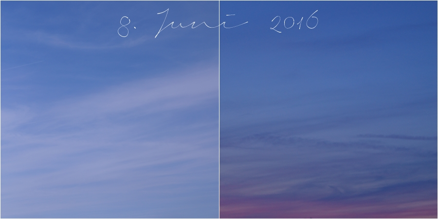 Blog + Fotografie by it's me! | fim.works | Himmel am 8. Juni 2016