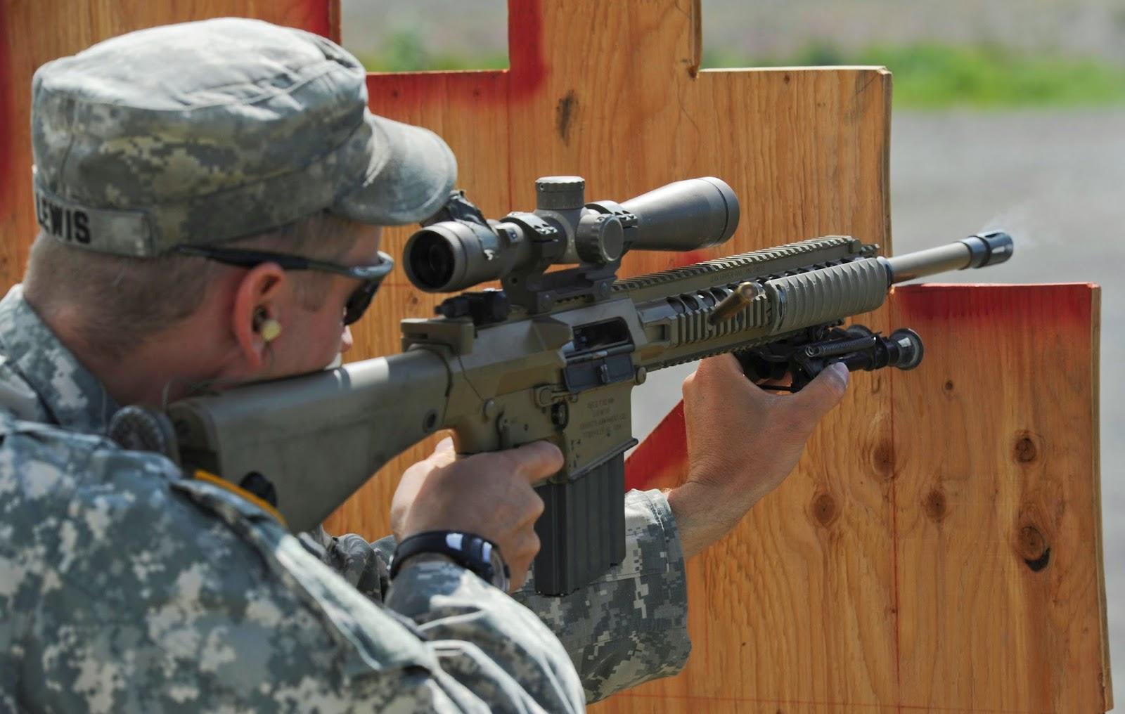 Lone Ranger M16