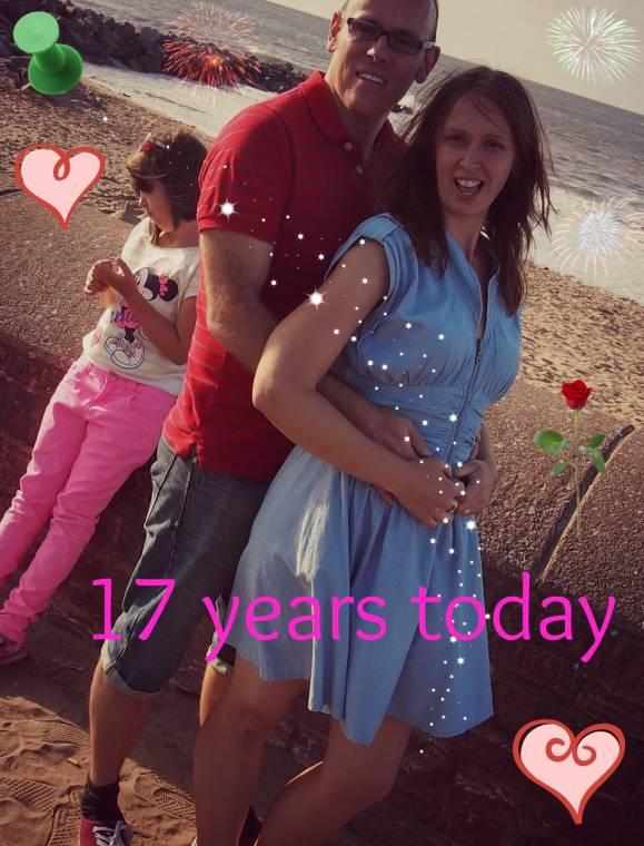 17 years wedding anniversary