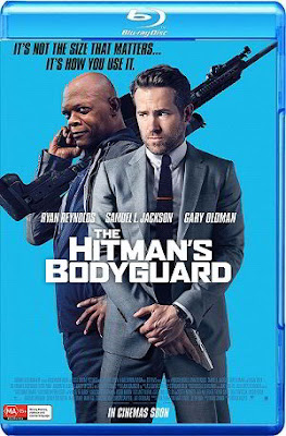 The Hitman's Bodyguard 2017 Dual Audio ORG 720p BRRip 650Mb HEVC