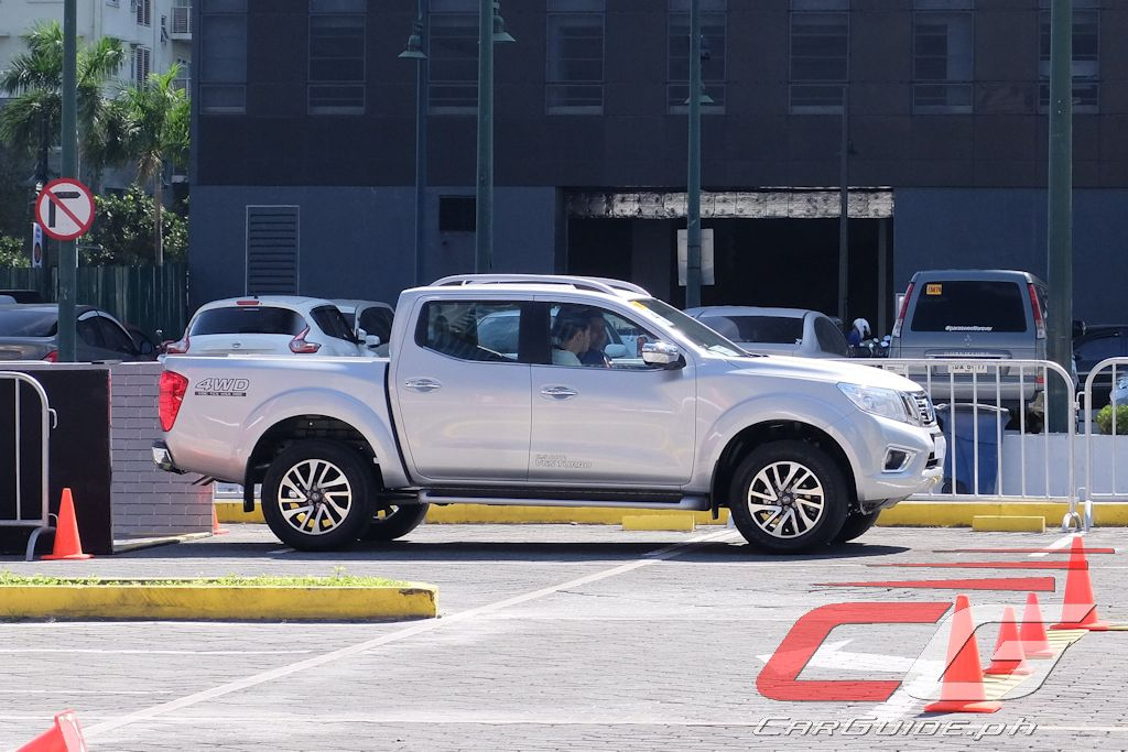 Test Drive The 2018 Nissan Navara At Mobility Tour And You Can Even Snag This New Pickup A P 100 000