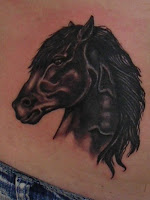 Horse Tattoo Designs