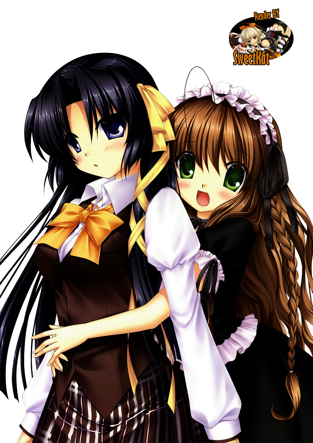 Render Little Busters,Rewrite