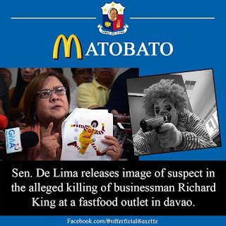 Senator Leila De Lima memes