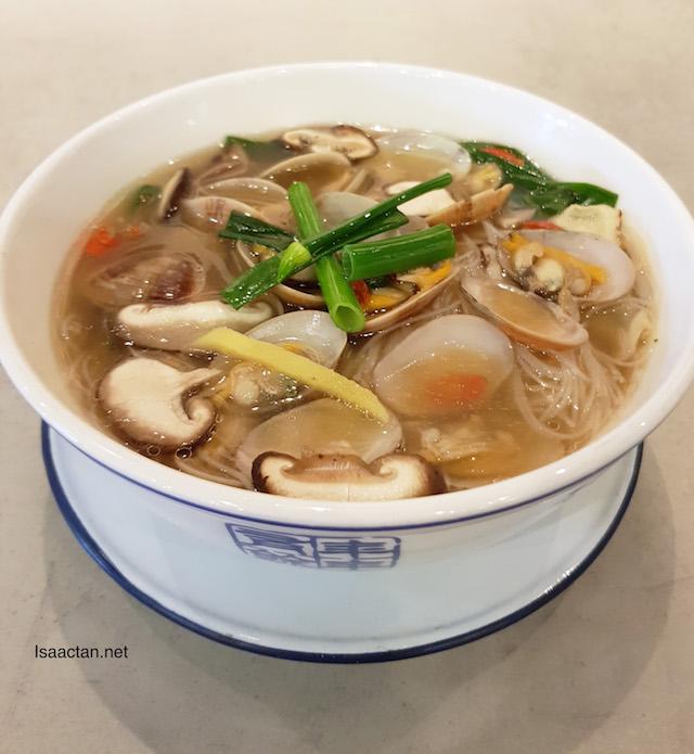 Lala Noodle Soup - RM16.90