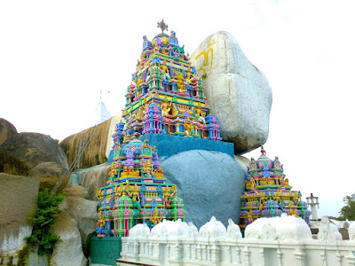 Sri Lakshminarshimha Swamy Temple in Hyderabad Telangana