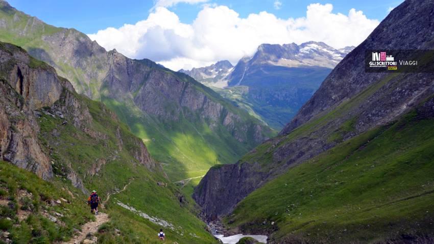 Val Formazza: a piedi da Riale al Rifugio 3A, al confine con la Svizzera