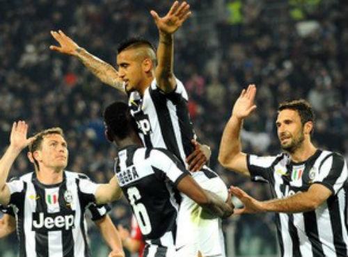 Điểm sáng trong trận đấu thuộc về Vidal với 1 pha ghi bàn và 1 pha kiến tạo