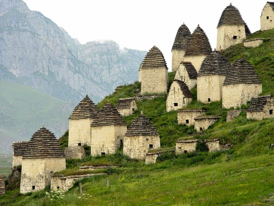 Tempat-Tempat Pemakaman Terunik di Berbagai Penjuru Dunia