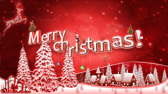 Merry Christmas Tree Wallpaper Clip Art 2015