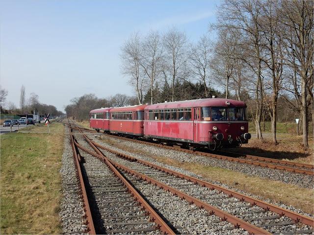Abzweig in Aurich