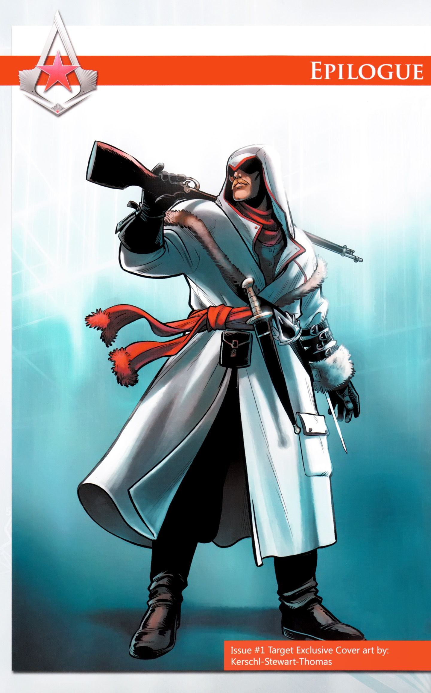 Read online Assassin's Creed: The Fall comic -  Issue #Assassin's Creed: The Fall _TPB 1 - 3