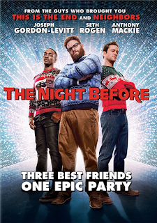 La Noche Anterior/The Night Before [2015] [DVD5] [Latino]