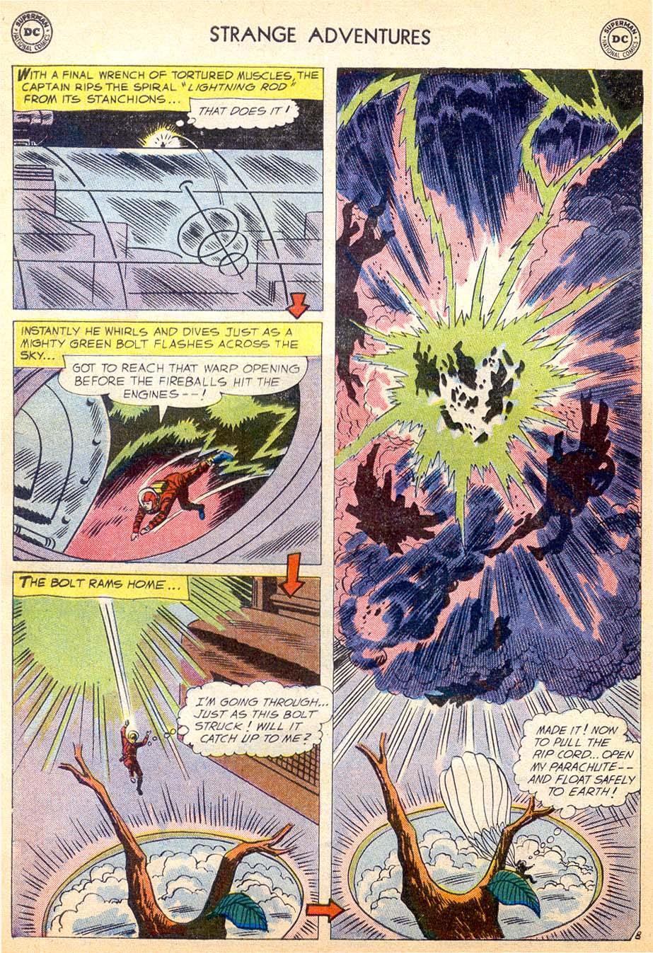Strange Adventures (1950) issue 101 - Page 10