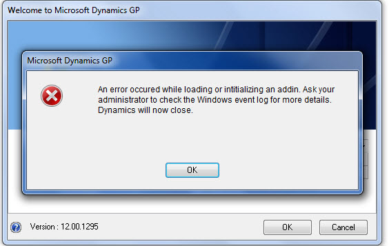 The dynamics gp blogster for Window load event