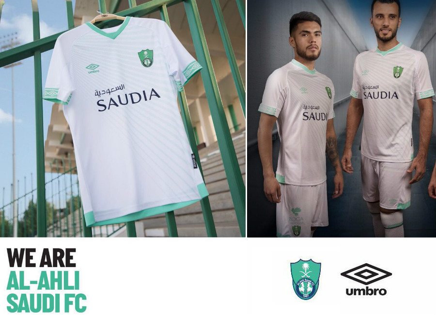 cc351c1a31c Away kits in turquoise colour scheme acts as the perfect blank canvas for  the club s crest