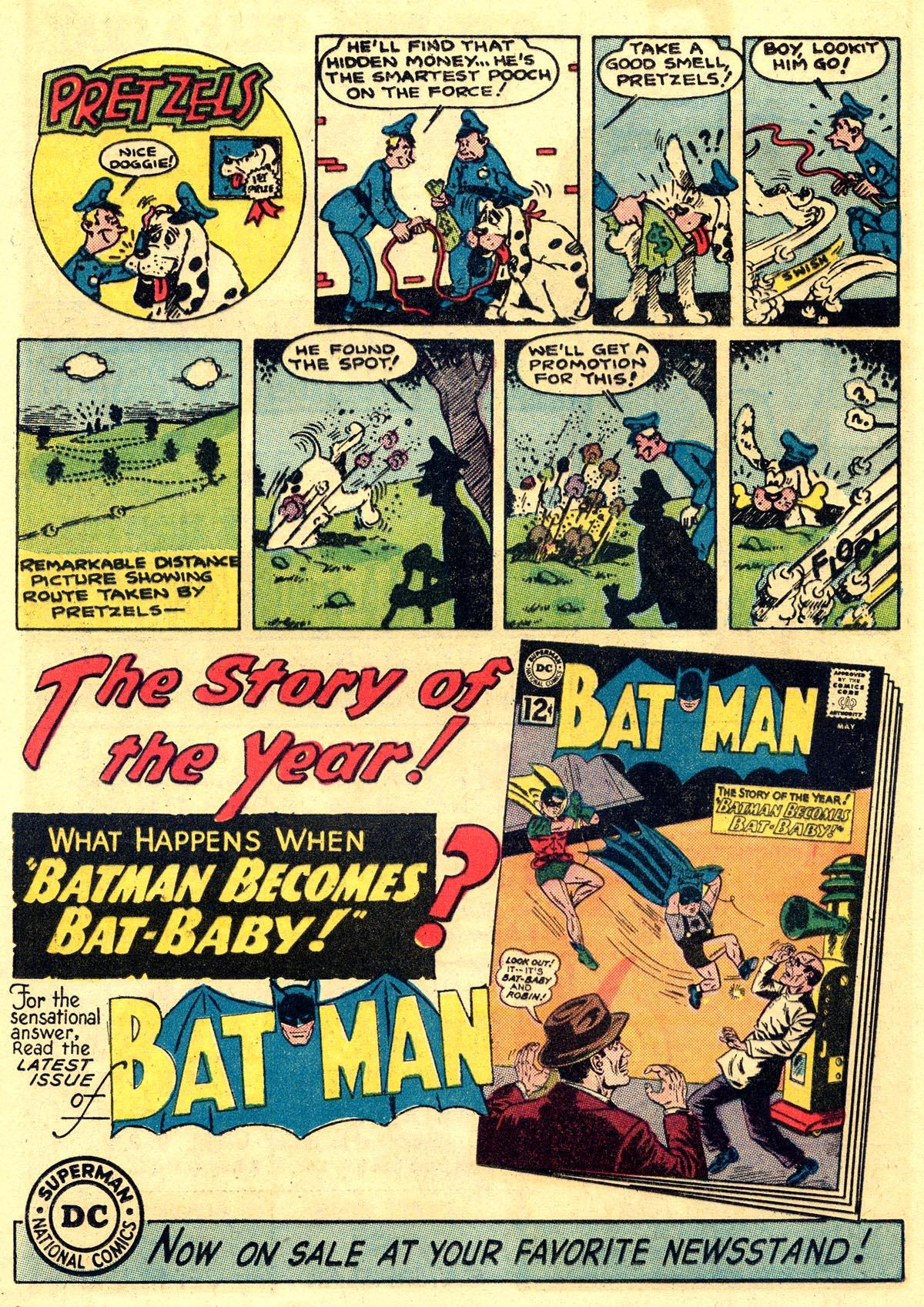 Detective Comics (1937) 303 Page 11