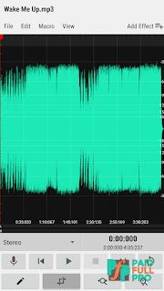 WavStudio Audio Recorder And Editor Pro APK